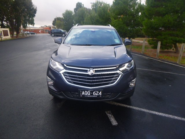 2017 HOLDEN EQUINOX LTZ-V (AWD) EQ MY18 Blue Steel