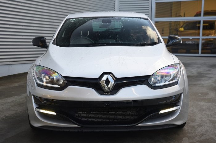 2016 RENAULT MEGANE R.S. 275 Cup III D95 Phase 2 Grey