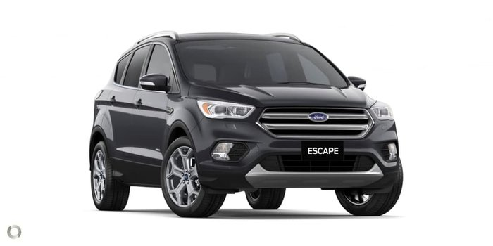 2018 FORD ESCAPE Titanium ZG Grey