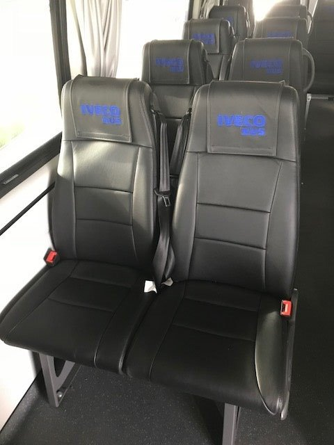 2018 Iveco Daily Shuttle 161