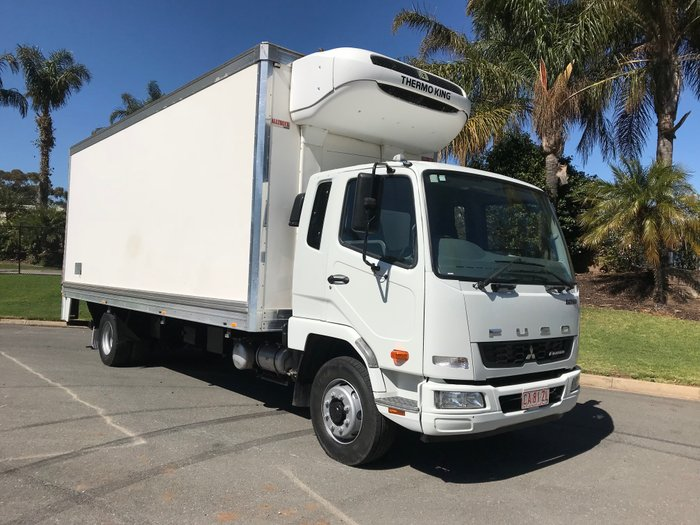 2013 Fuso FM600 Fighter 1427 White