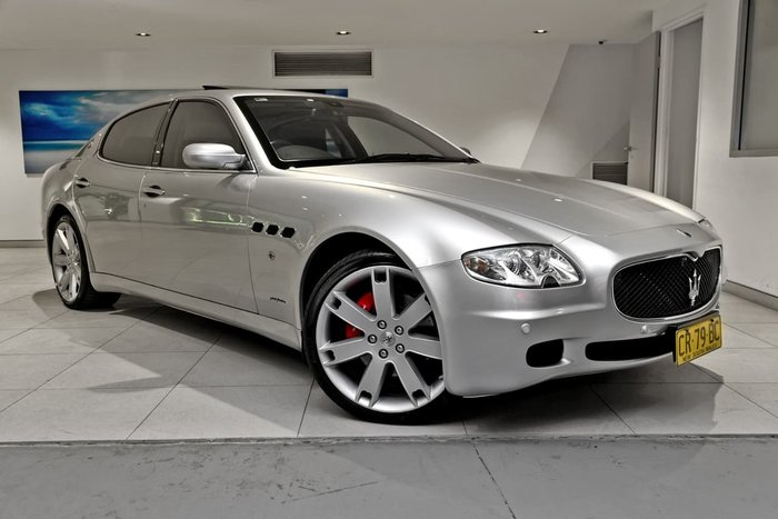 2006 MASERATI QUATTROPORTE (No Series) Grey