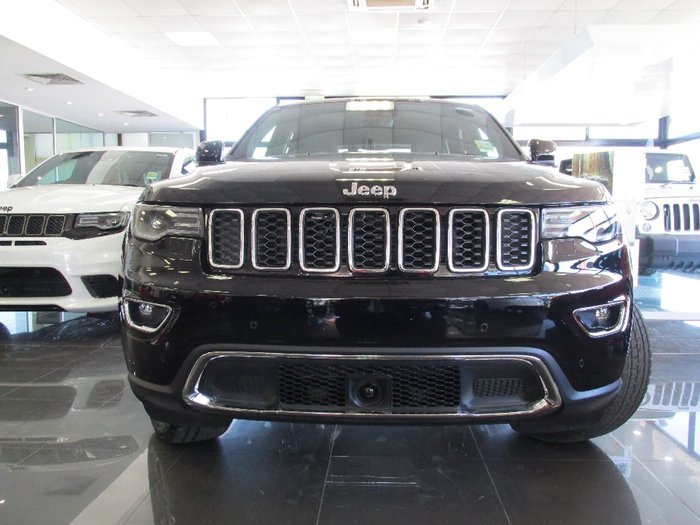 2018 JEEP GRAND CHEROKEE Limited WK Black