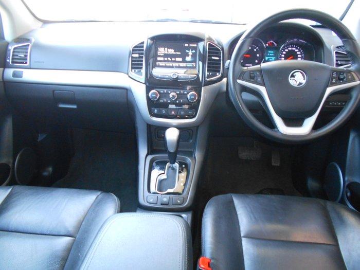 2017 Holden Captiva LTZ CG MY18 4X4 On Demand RED