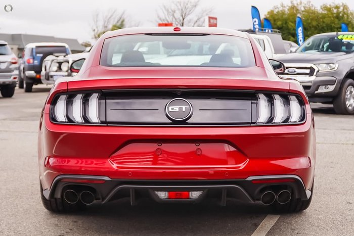 2018 FORD MUSTANG GT FN Red