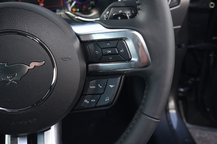 2018 FORD MUSTANG GT FN Grey