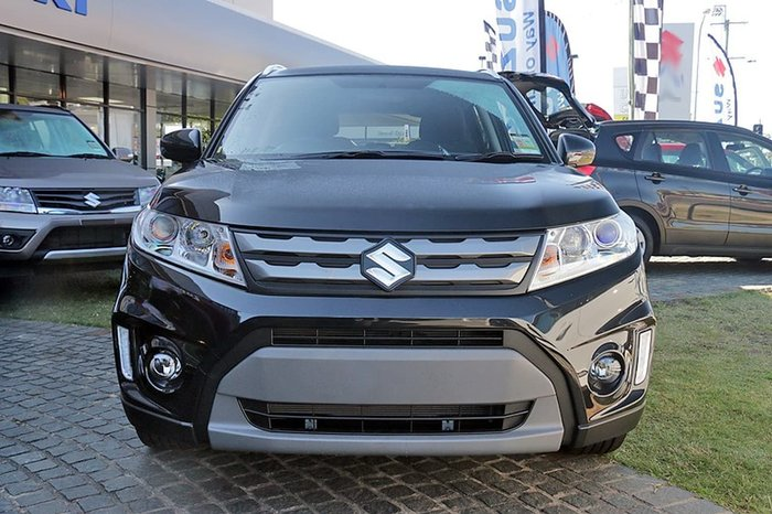 2018 SUZUKI VITARA RT-S LY Black