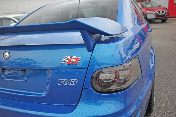 2009 HOLDEN SPECIAL VEHICLES CLUBSPORT R8 E Series 2 Blue