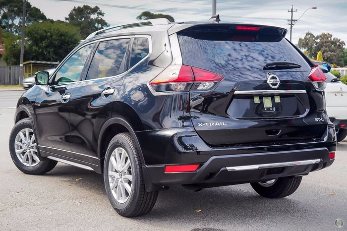 2018 NISSAN X-TRAIL ST-L T32 Series II Black