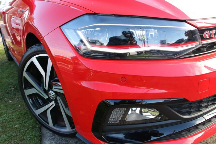 2019 Volkswagen Polo GTI AW MY20 FLASH RED