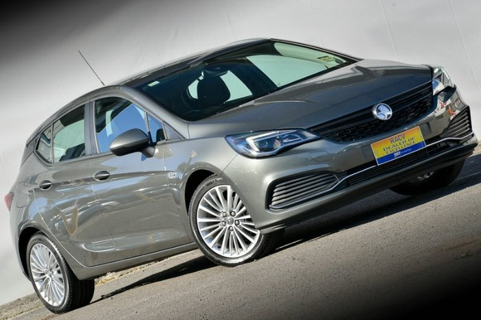 2017 HOLDEN ASTRA R BK MY17 COSMIC GREY