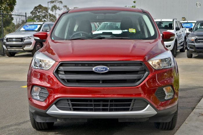 2018 FORD ESCAPE Ambiente ZG Red