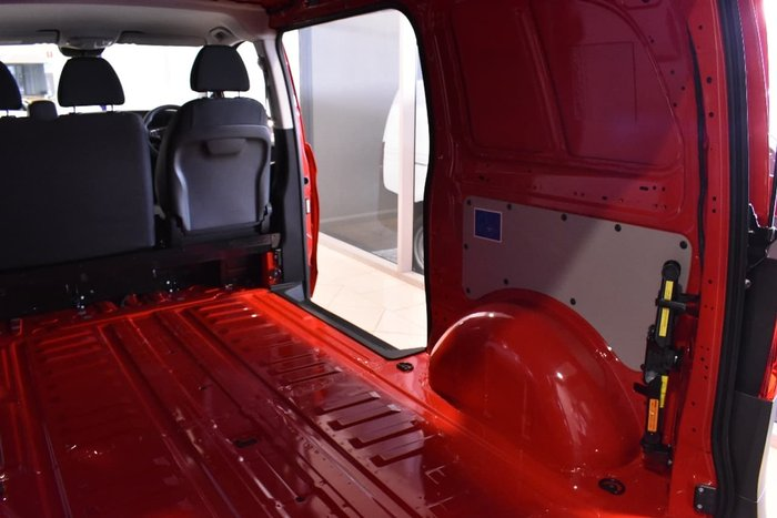 2017 MERCEDES-BENZ VITO 114BlueTEC 447 Red