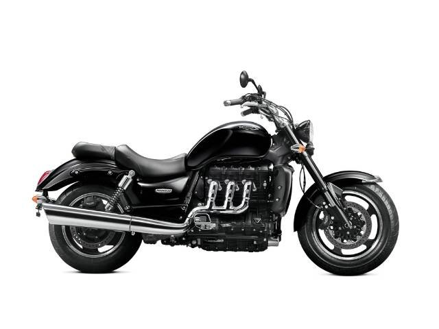 2017 TRIUMPH ROCKET III ROADSTER ROAD BLACK