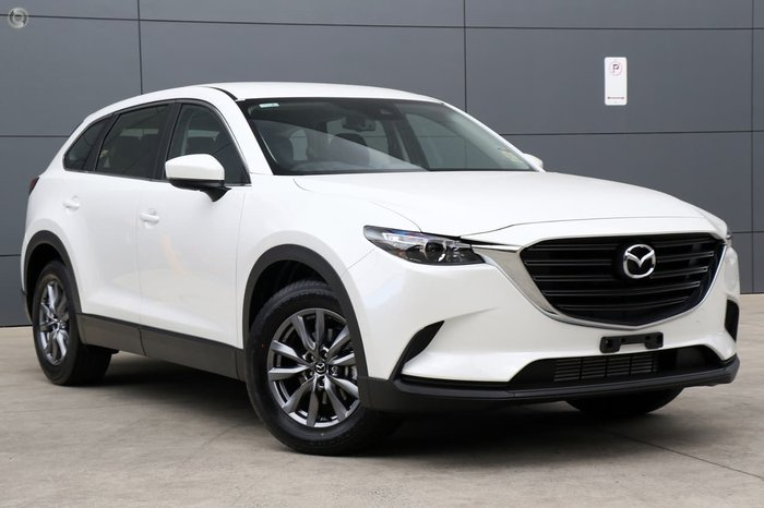 2018 MAZDA CX-9 Sport TC White