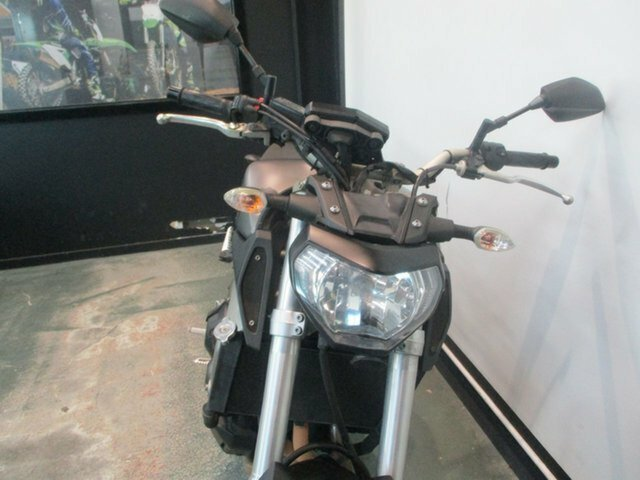2014 YAMAHA MT-09 GREY