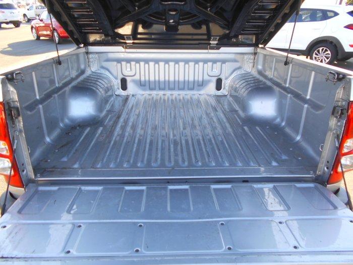 2016 Holden Colorado LS RG MY16 4X4 Dual Range GREY