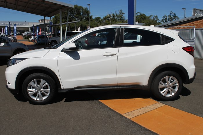 2016 Honda HR-V VTi-L MY16 WHITE