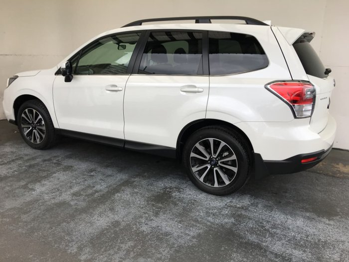 2018 Subaru Forester 2.0D-S S4 MY18 White