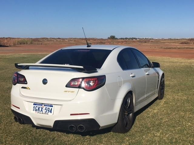 2015 HOLDEN SPECIAL VEHICLE GTS