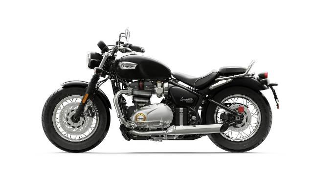 2018 TRIUMPH SPEEDMASTER BLACK