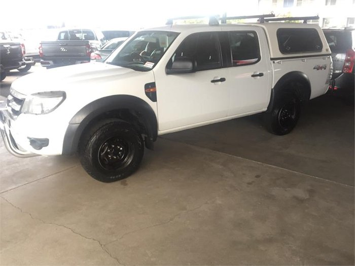 2010 Ford Ranger XL PK White
