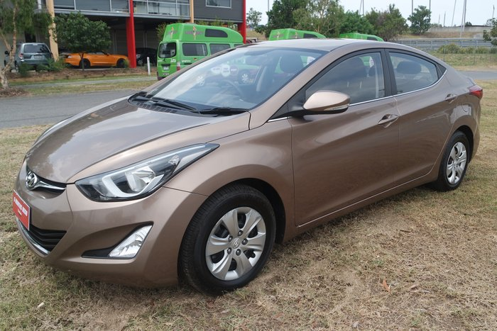 2015 Hyundai Elantra Active MD3 bronze