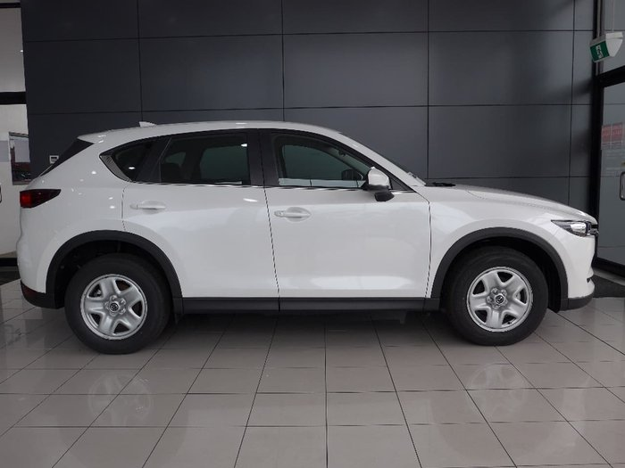 2017 MAZDA CX-5 Maxx KE Series 2 White