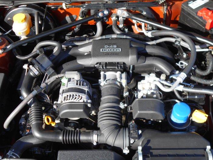 2015 TOYOTA 86 GT ORANGE