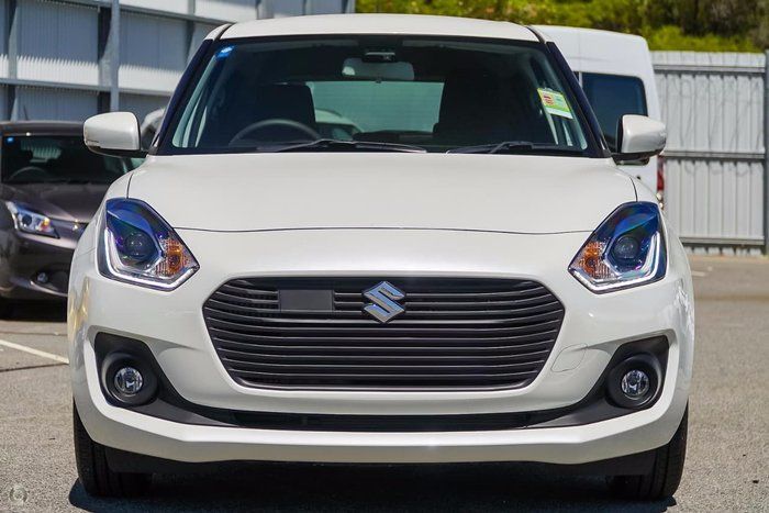 2018 SUZUKI SWIFT GLX Turbo AZ White