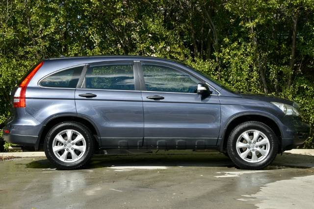 2010 HONDA CR-V LIMITED EDITION RE MY10 GREY