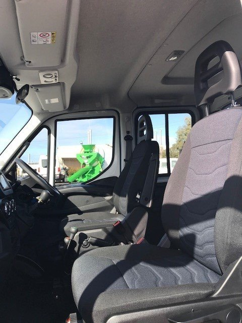 2018 Iveco 55S18 HDW Dual Cab