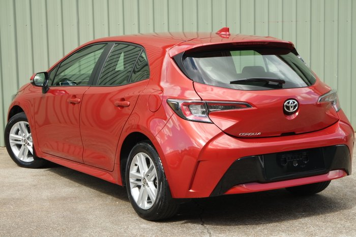 2018 Toyota Corolla Ascent Sport MZEA12R RED