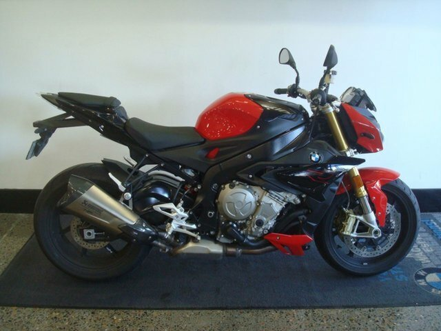 2018 Bmw S 1000 R Red