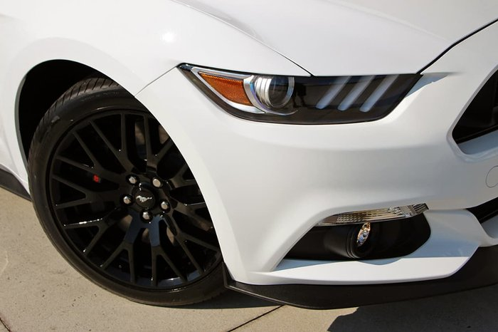 2017 FORD MUSTANG GT FM White