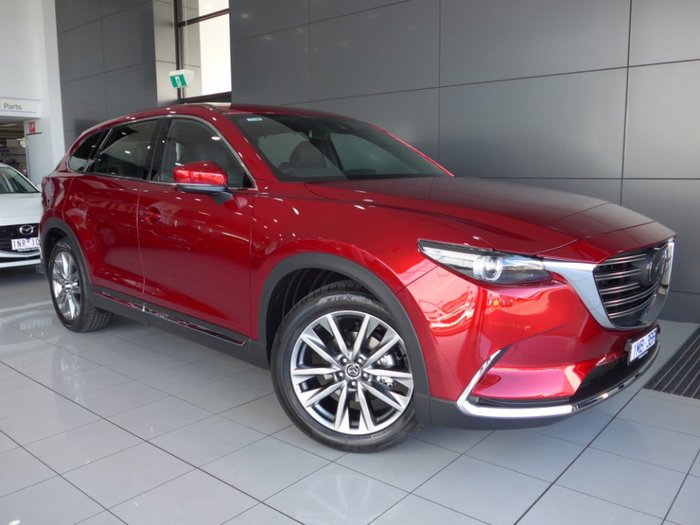 2018 MAZDA CX-9 Azami TC Red