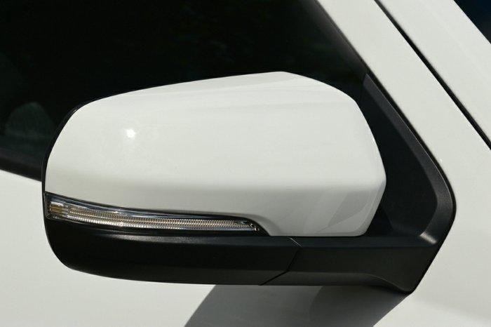 2018 LDV T60 PRO SINGLE CAB SK8C BLANC WHITE
