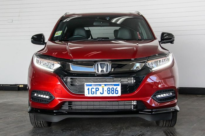 2018 HONDA HR-V RS (No Series) Red
