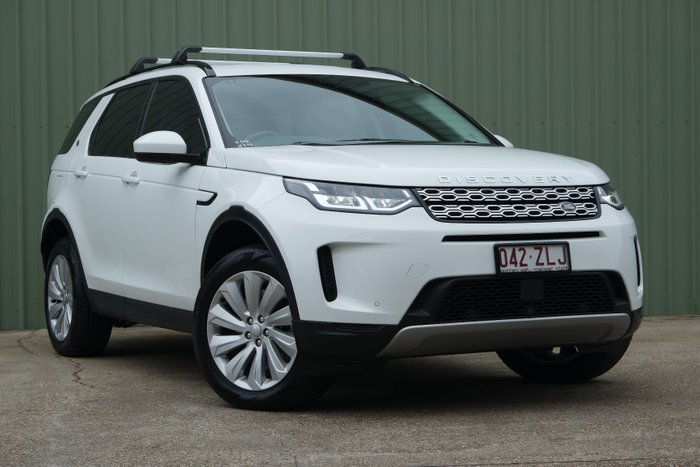 2019 Land Rover Discovery Sport D150 S L550 MY20 4X4 Constant WHITE