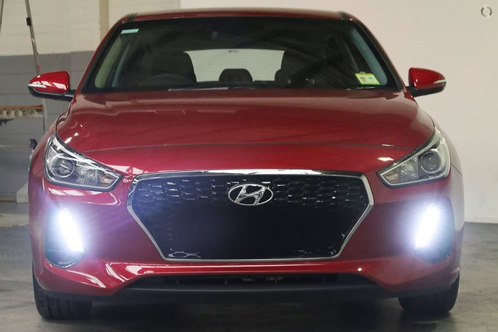 2018 HYUNDAI I30 Active PD Red