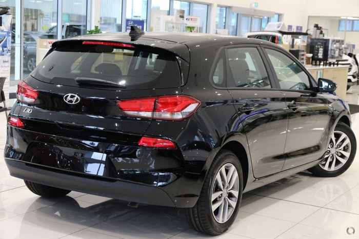 2018 HYUNDAI I30 Active PD2 Black