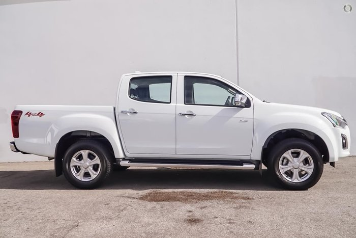 2018 ISUZU D-MAX LS-U (No Series) White