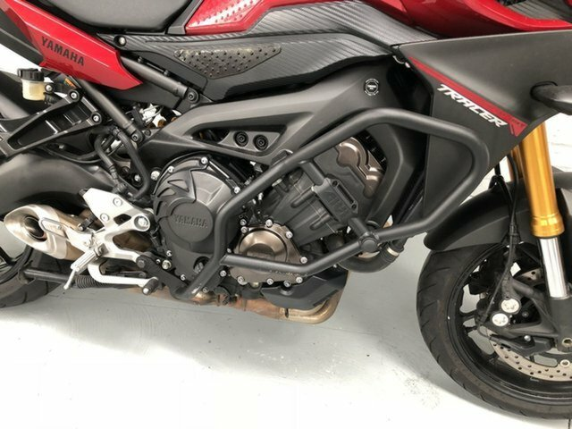 2015 Yamaha MT-09 TRACER Red