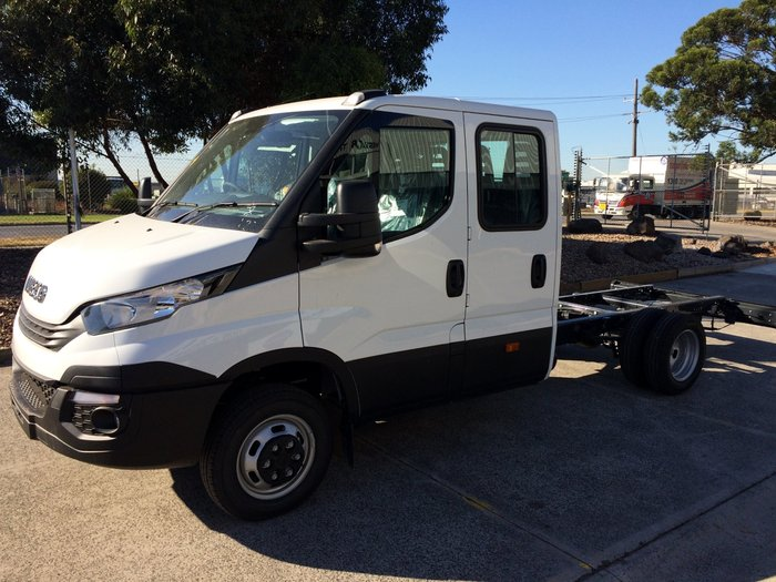 2018 Iveco Daily 50C21 50C21A8D