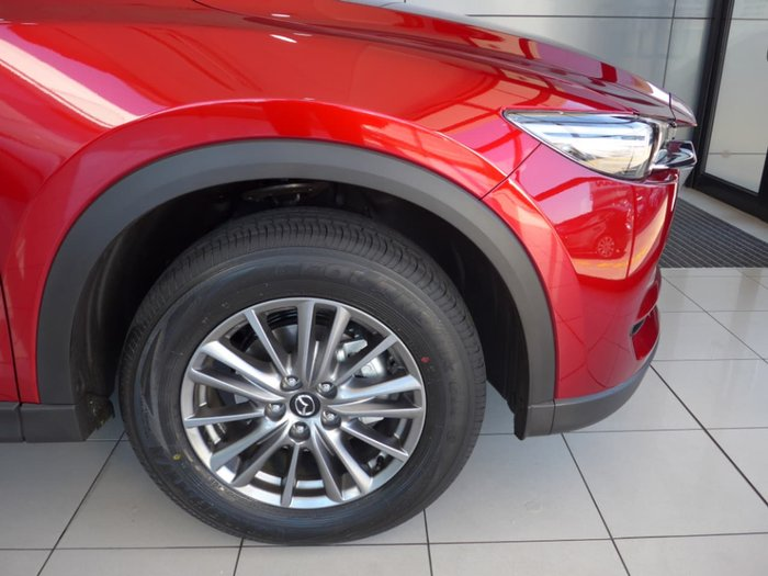2018 MAZDA CX-5 Maxx Sport KF Series Red