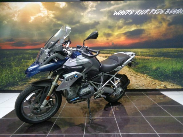 2012 BMW R1200 GS ADVENTURE GREY