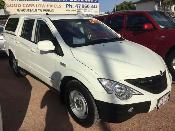 2011 Ssangyong Actyon Sports