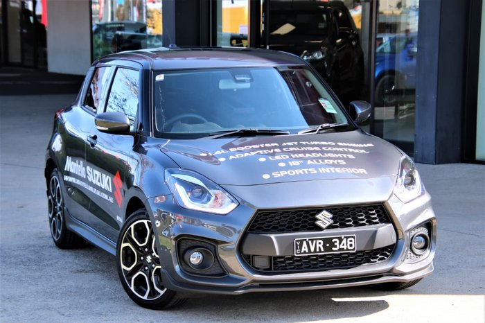 2018 SUZUKI SWIFT Sport AZ Grey