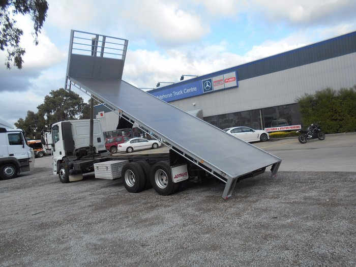 2011 Iveco Eurocargo ML225 TIPPING TRAY