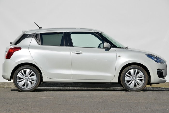 2018 SUZUKI SWIFT GL NAVIGATOR SAFETY AZ PURE WHITE